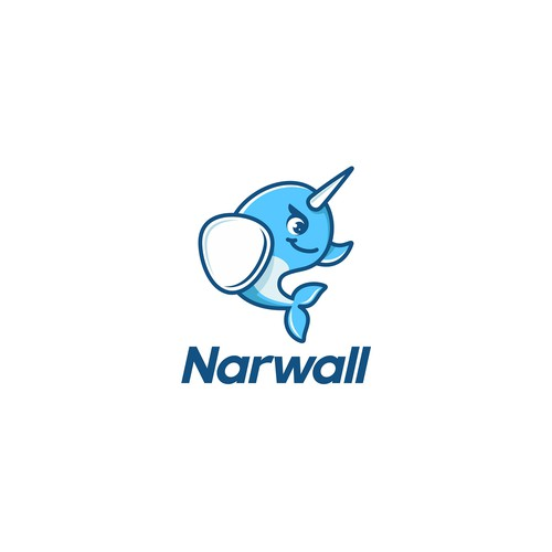 Logo for full-face snorkel mask