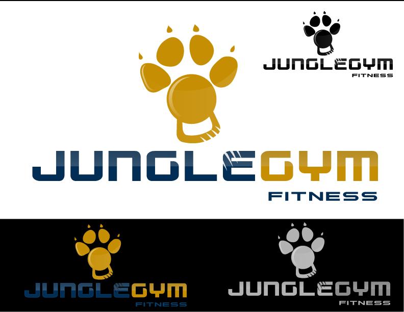 logo for Jungle Gym Fitness