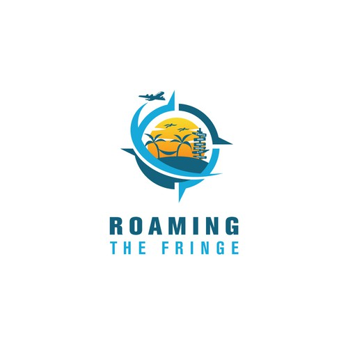Roaming the Fringe logo