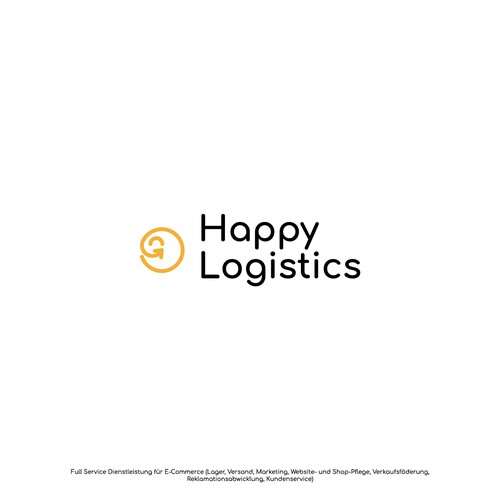 Playful Logistic Logo