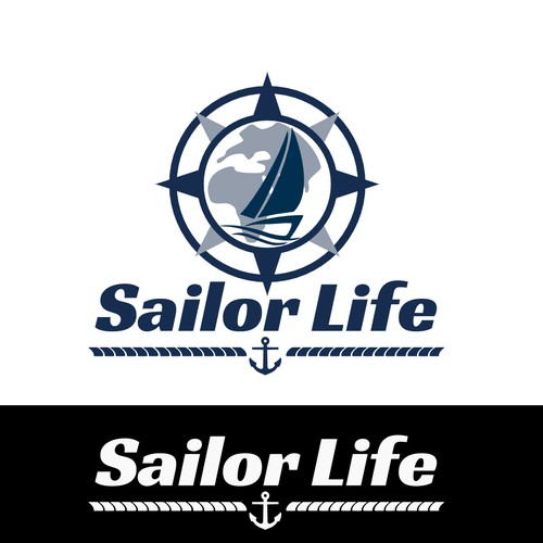 Logo for sailing