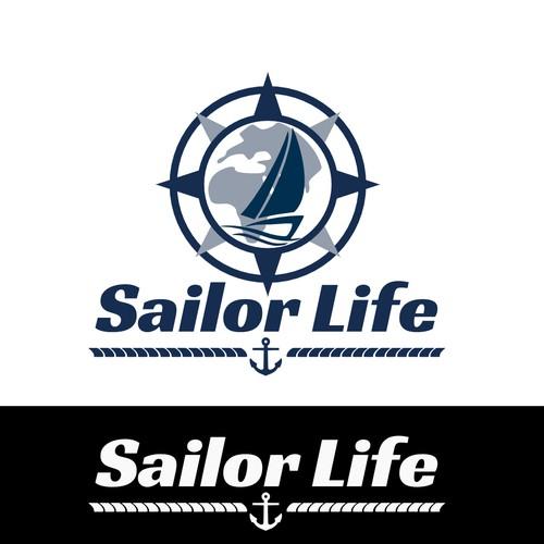Logo for sailing