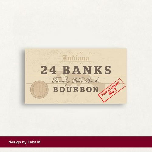 24 Banks Bourbon