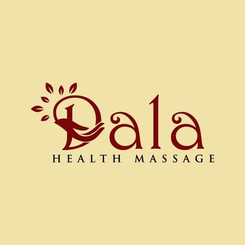 Dala  Health Massgae Logo
