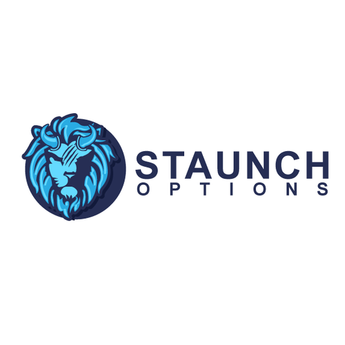 logo for staunch options - MAJESTIC LIONHEAD - preferred