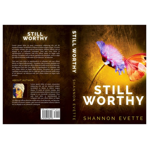 "Book cover for ""Still Worthy"""