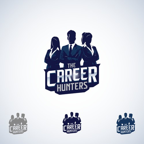 Logo for The Career Hunters