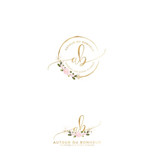 Logo Design For Wedding And Event Planner