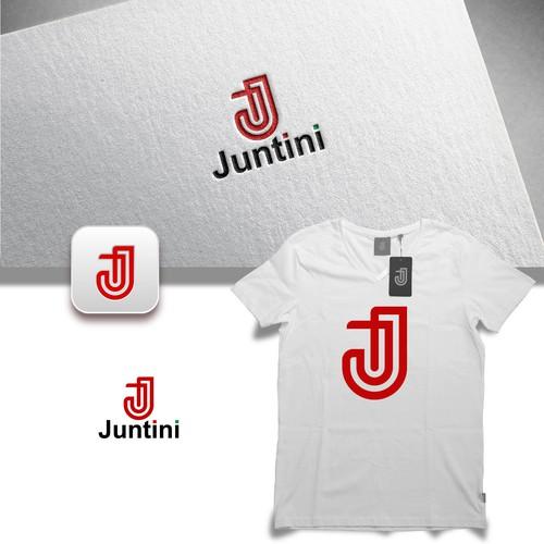 Juntini logo concept