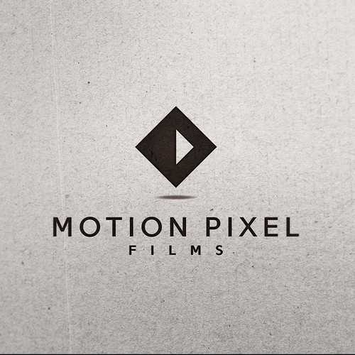 Modern, simple and sharp logo for Motion Pixel Films