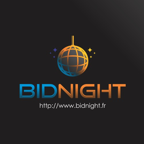 Logo for Bidnight.fr