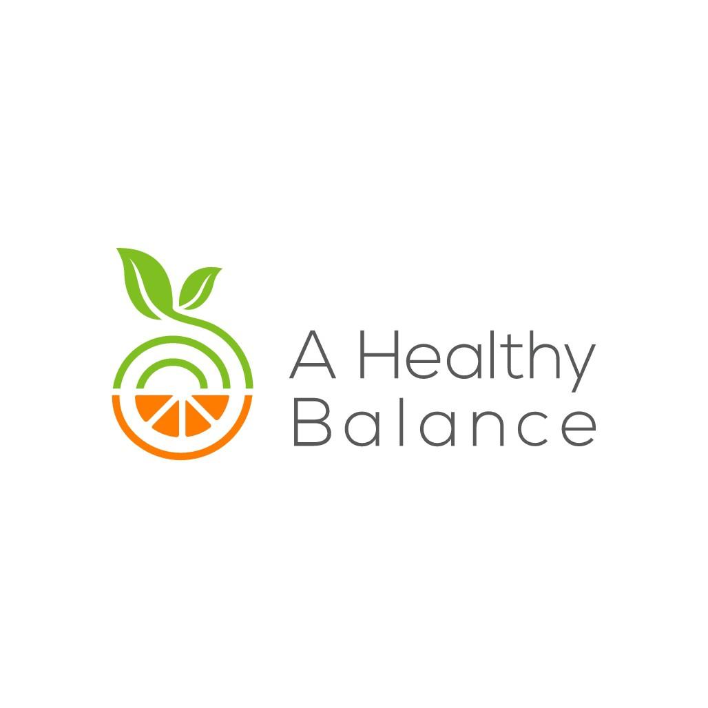 Fresh modern logo for new nutritionist