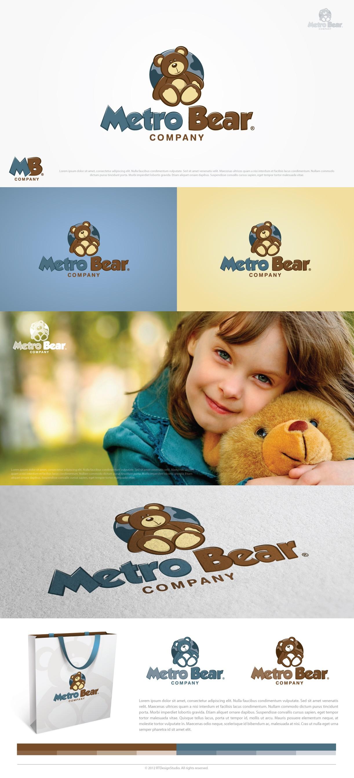 Metro Bear Company needs a great LOGO from you!