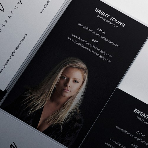 Business Card - Brent Young Photography