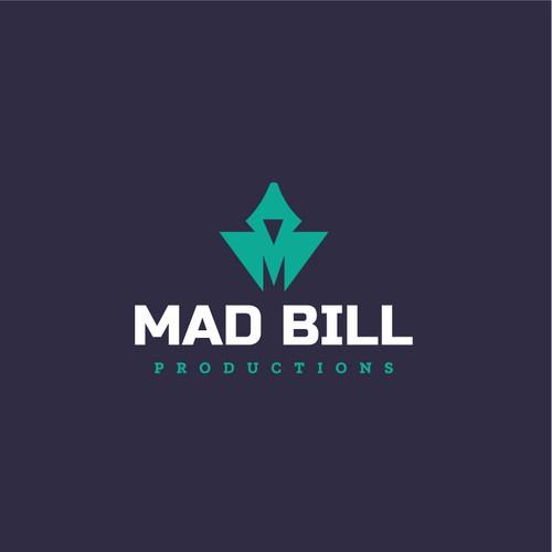 Mad Bill Productions Logo