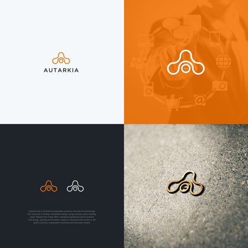 Make a world class design for AUTARKIA – the sustainable company!
