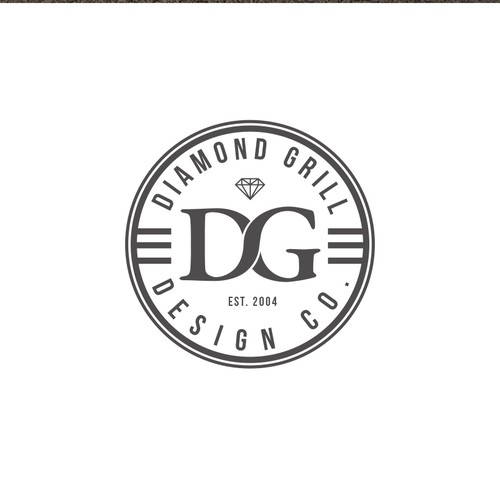 diamond grill logo