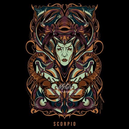 Horoscope Zodiac Scorpio