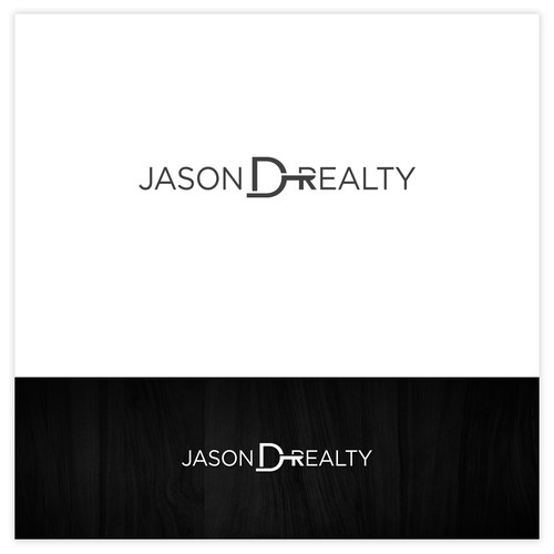 Logo concept for Jason D Realty