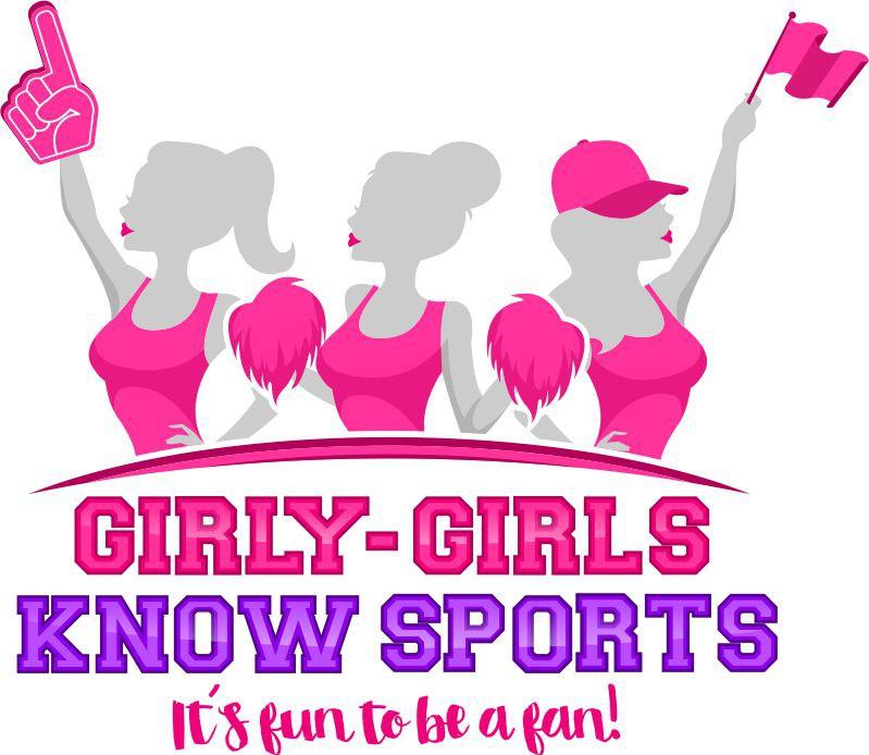 Girly-Girls Love Sports