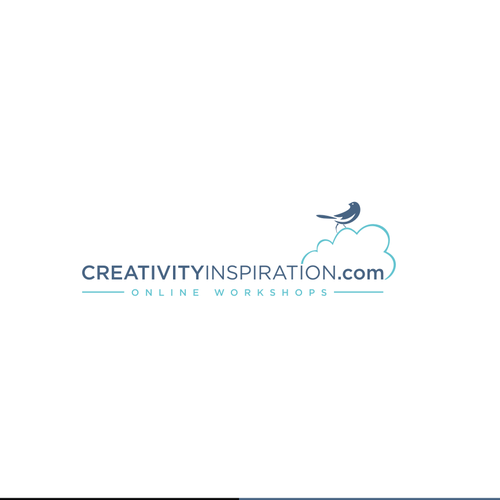 Unleash your creativity for CreativityInspiration.com logo