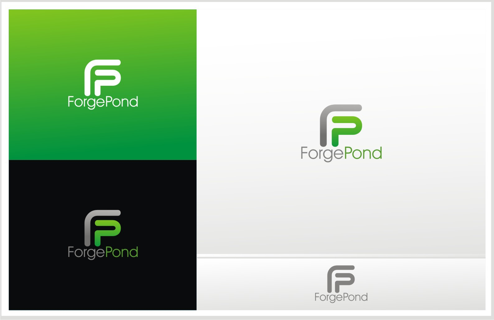 New logo wanted for ForgePond Inc