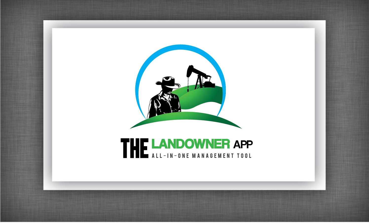 Create the next logo for The Landowner App