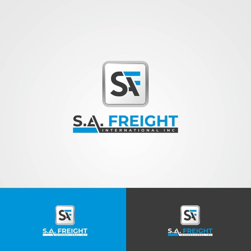Logo for Logistic Company