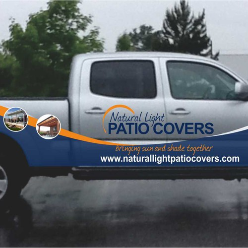 Car Wrap : Patio Covers