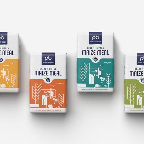 PB Wholegrain flour