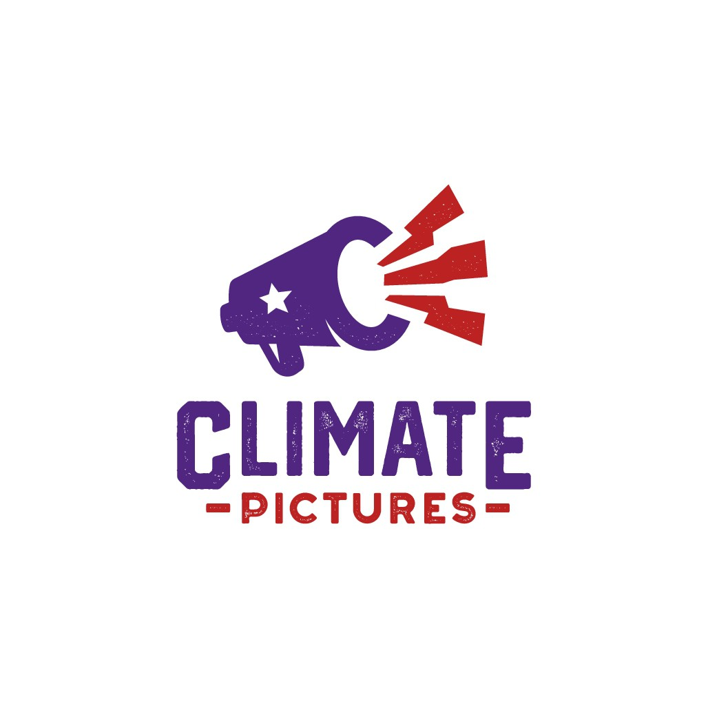 Climate Pictures needs a logo that will save the world.