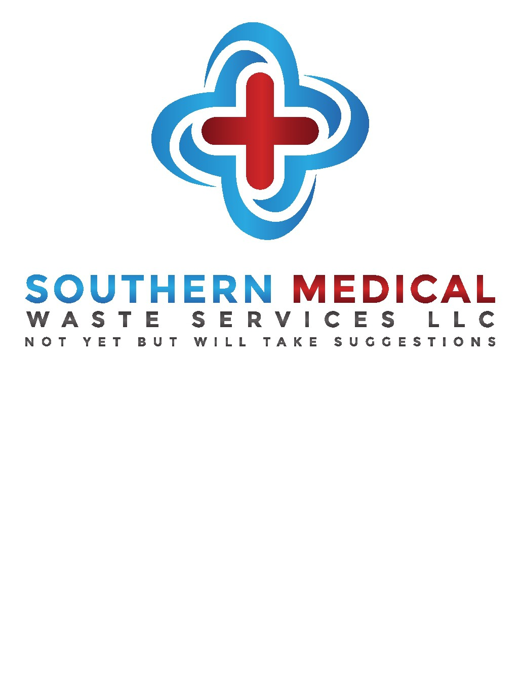 Design a medical waste comapny logo