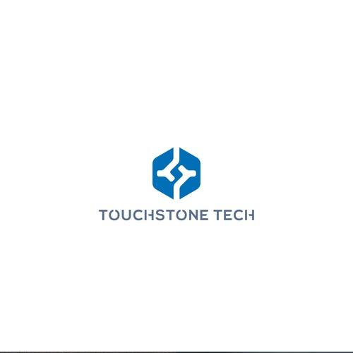 The Touchstone Tech logo
