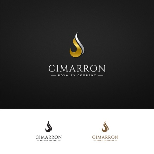 Logo design for oil company