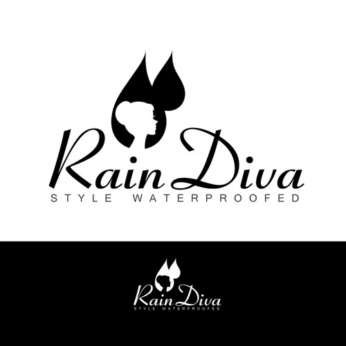 RAIN DIVA - WOMEN'S WATERPROOF HEADWEAR