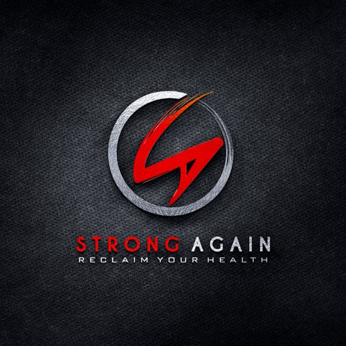 Design a simple, but powerful logo that reflects Hope, Strength, Recovery for Strong Again