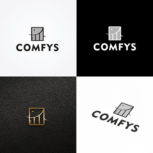 bold concept for clothing company