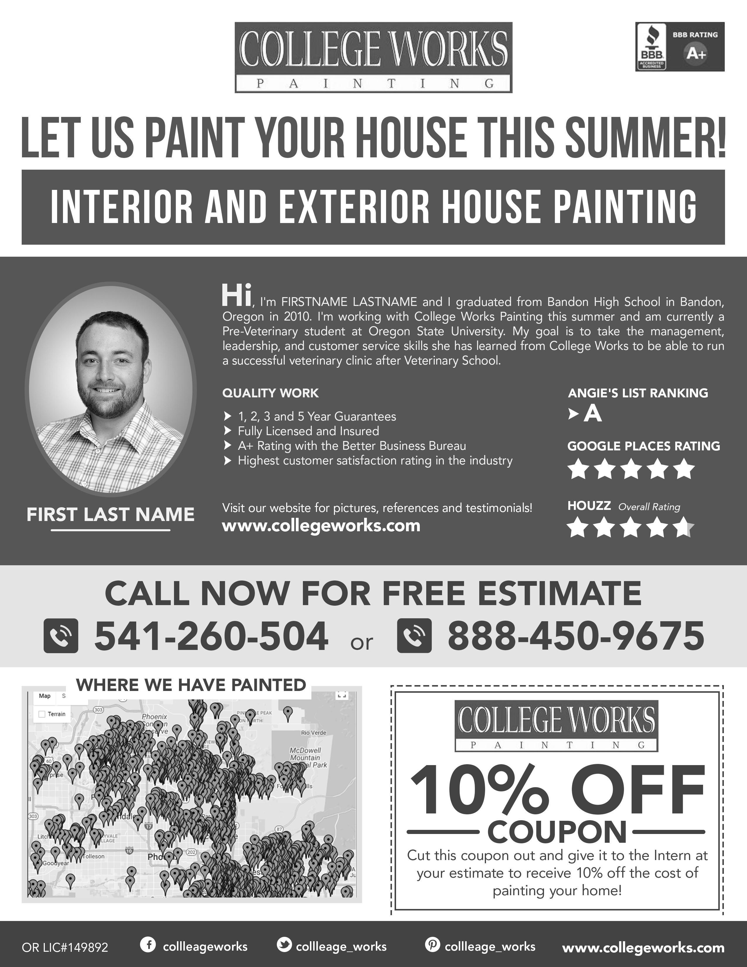 House Painting Flyer