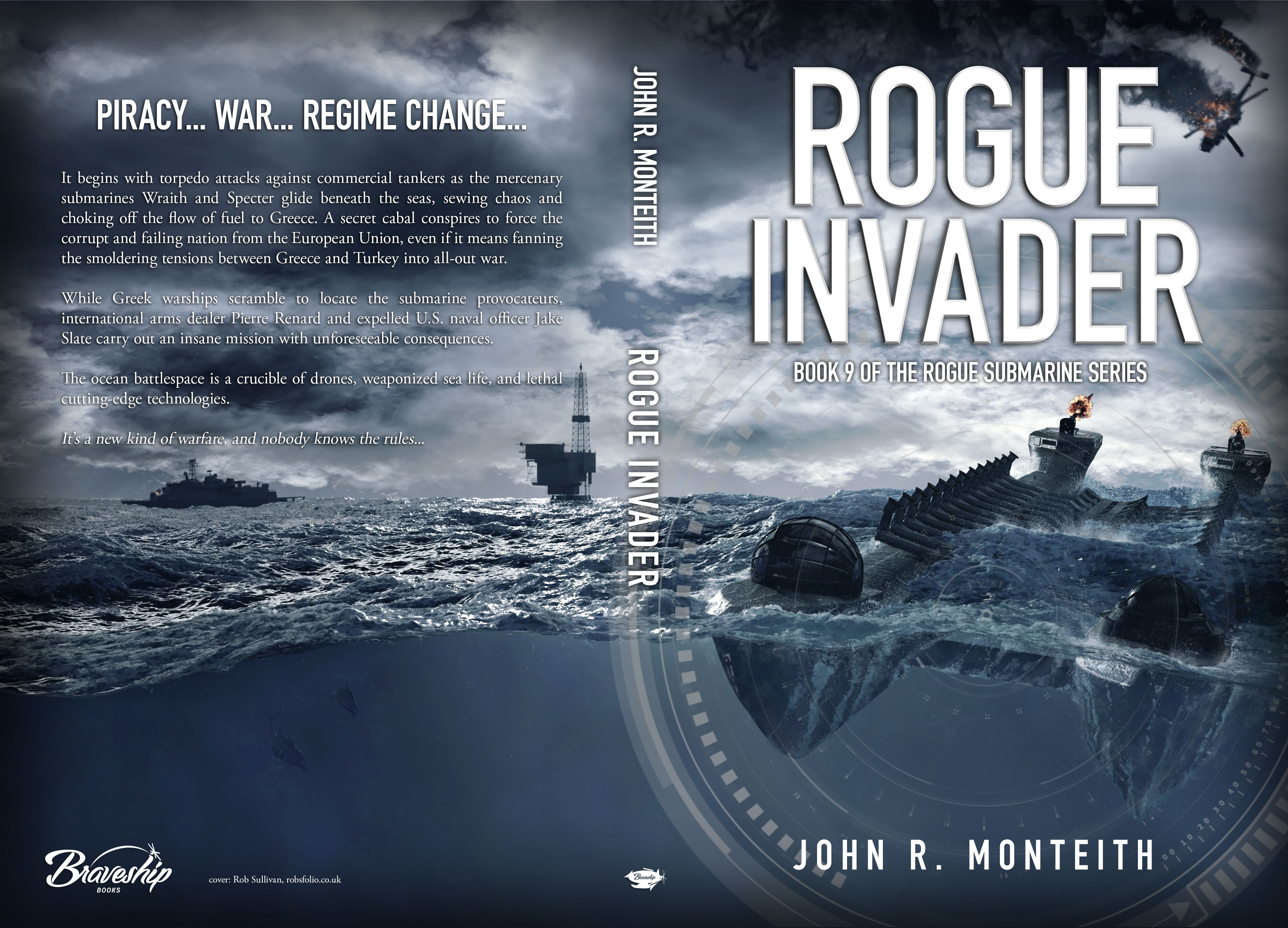Rogue Invader Book Cover