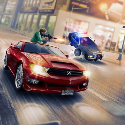 Gaming Header - Racing