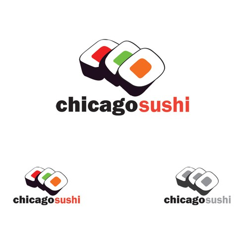 Logo Design for ChicagoSushi.com