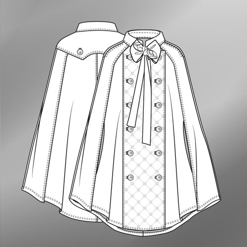 Women's Jacket Design