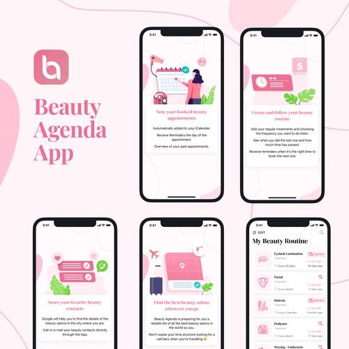 Beauty Agenda App