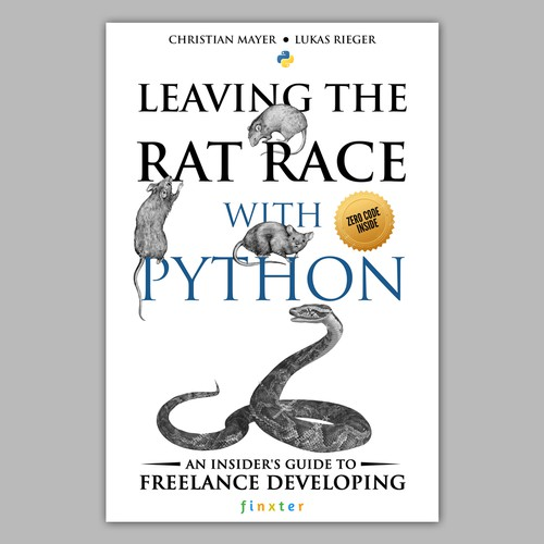 "The Cover of Book About ""Freelance Developing""?"