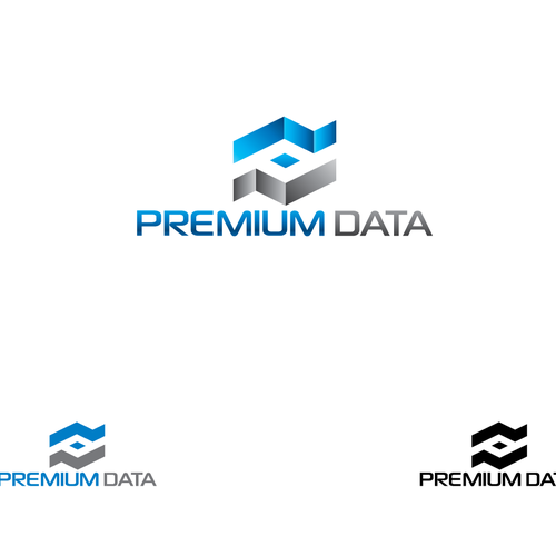 Create the next logo for Premium Data