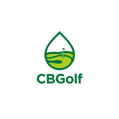 CBGolf Logo winner