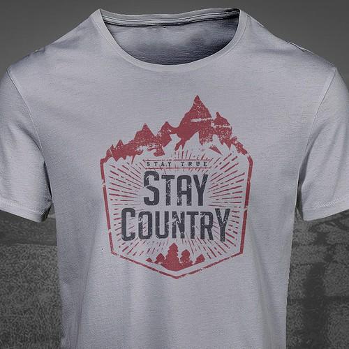 Country Vintage Tshirt