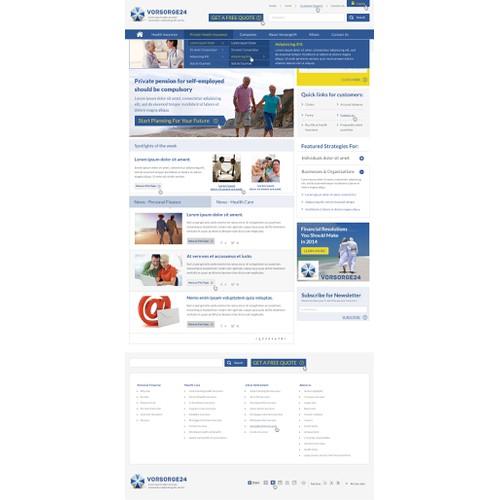 New informational website