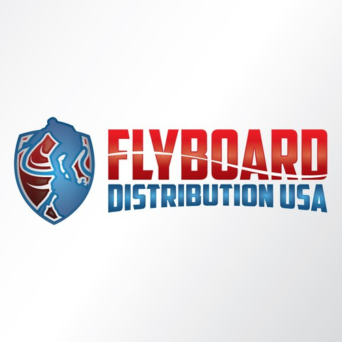 Help Flyboard Distribution USA with a new logo