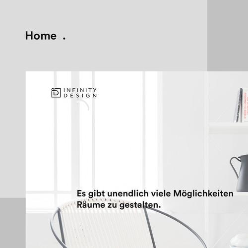 Interior Design Website